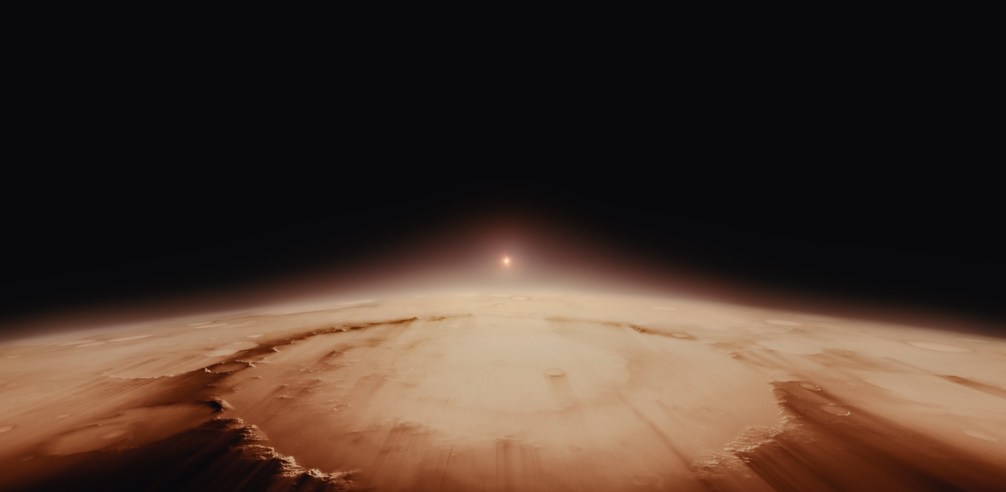 Terrence Malick's 'Voyage of Time' Highlights History of the Cosmos