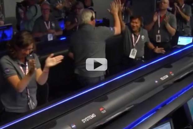 Juno In Jupiter Orbit! NASA Confirms and Celebrates | Video