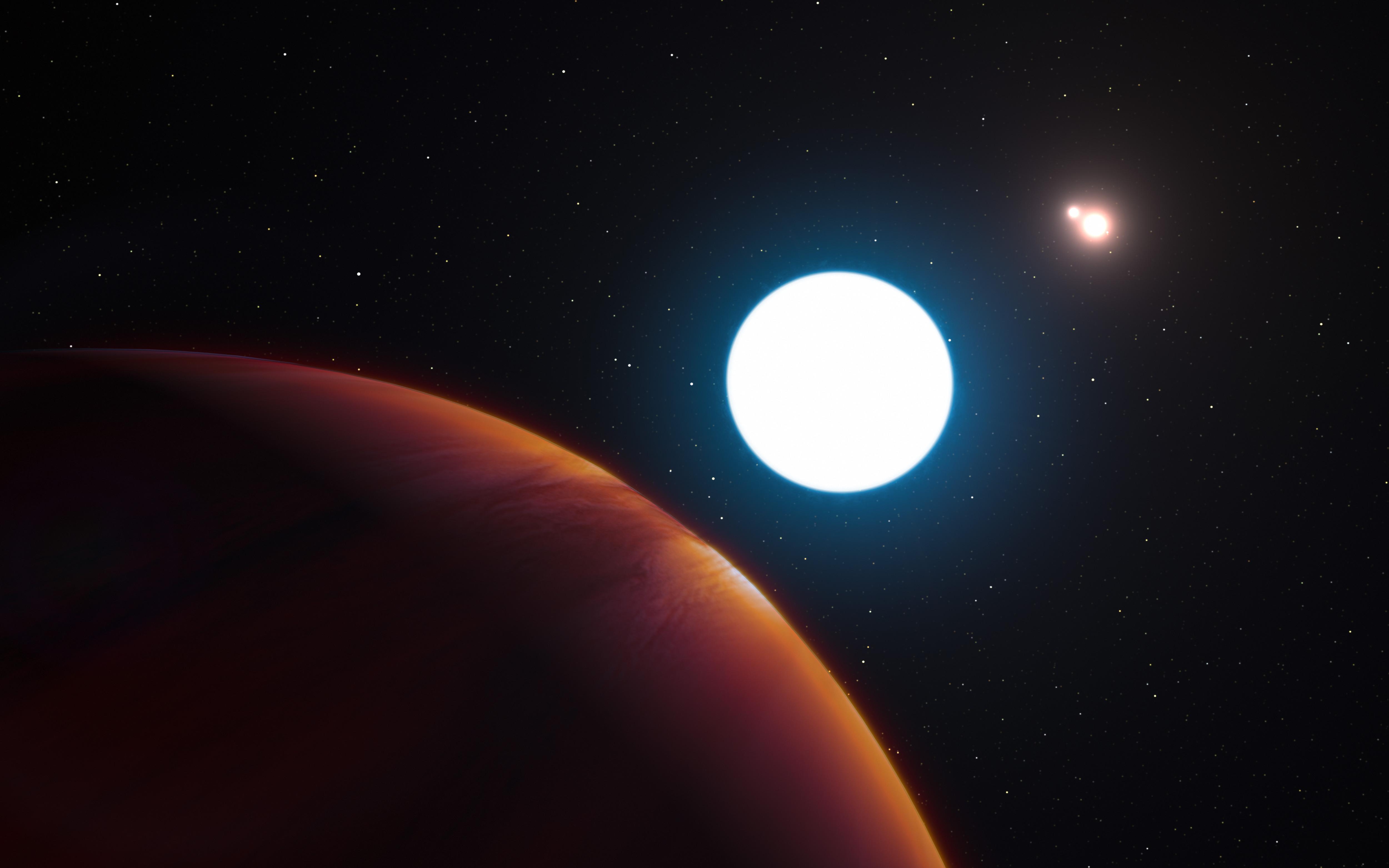 new planet, HD 131399Ab