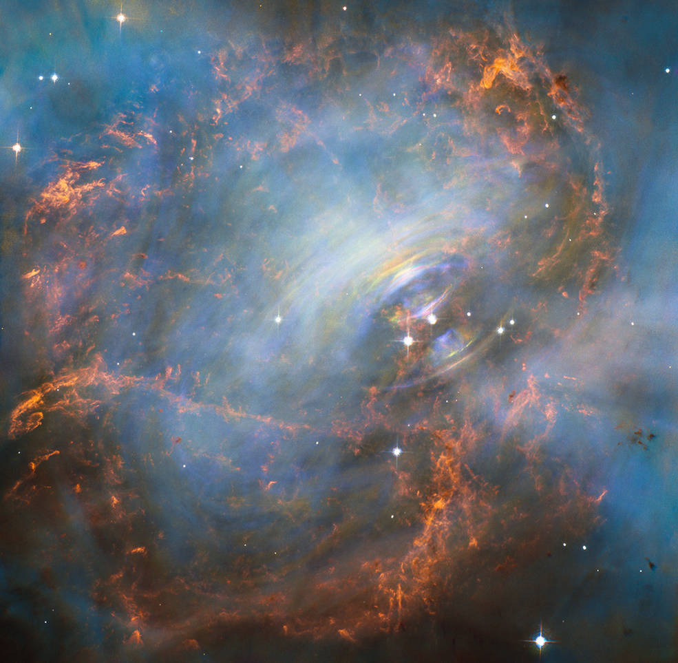 Photos: Amazing Views of the Famous Crab Nebula