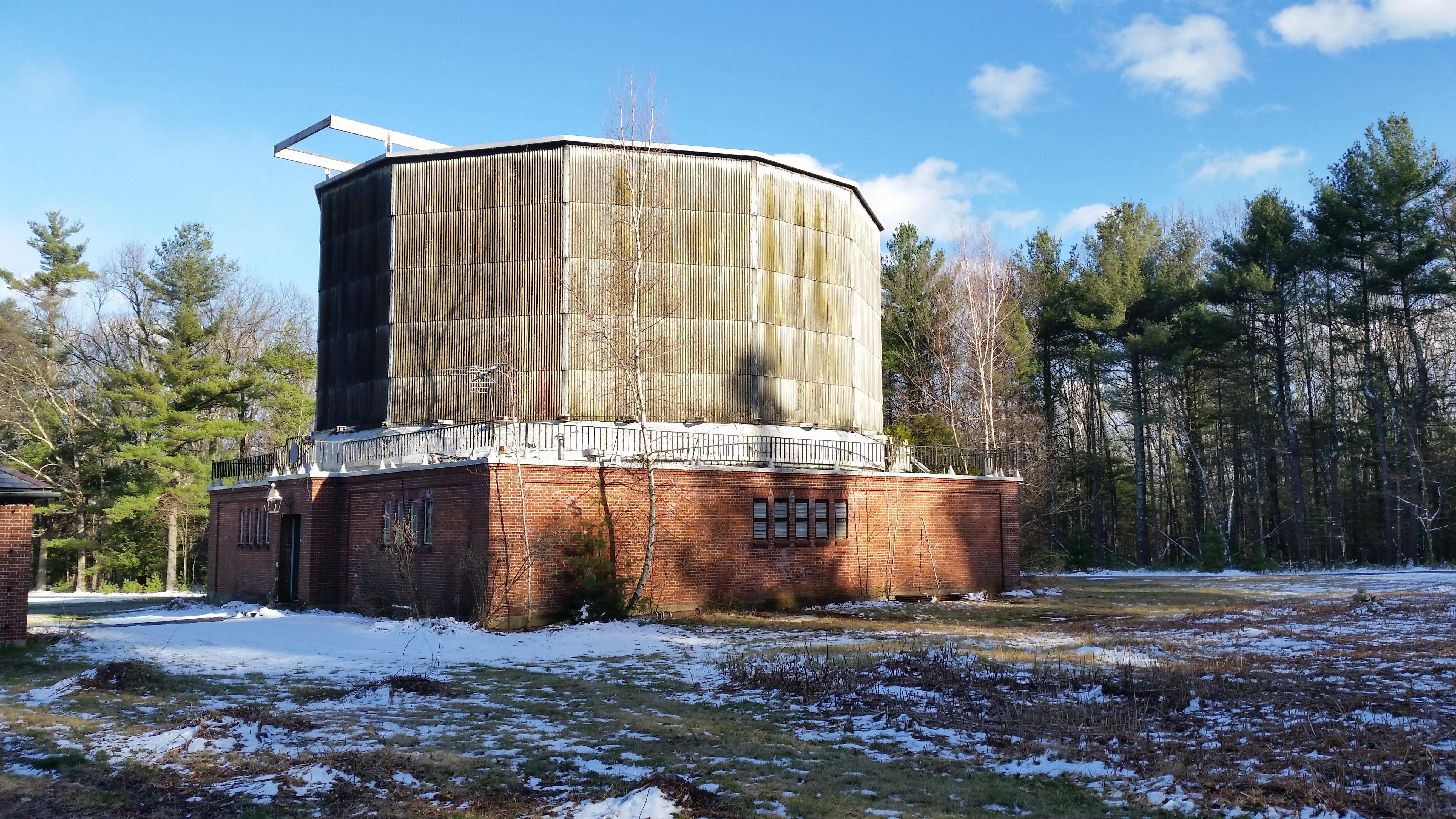 Touring Oak Ridge Observatory (Photos)