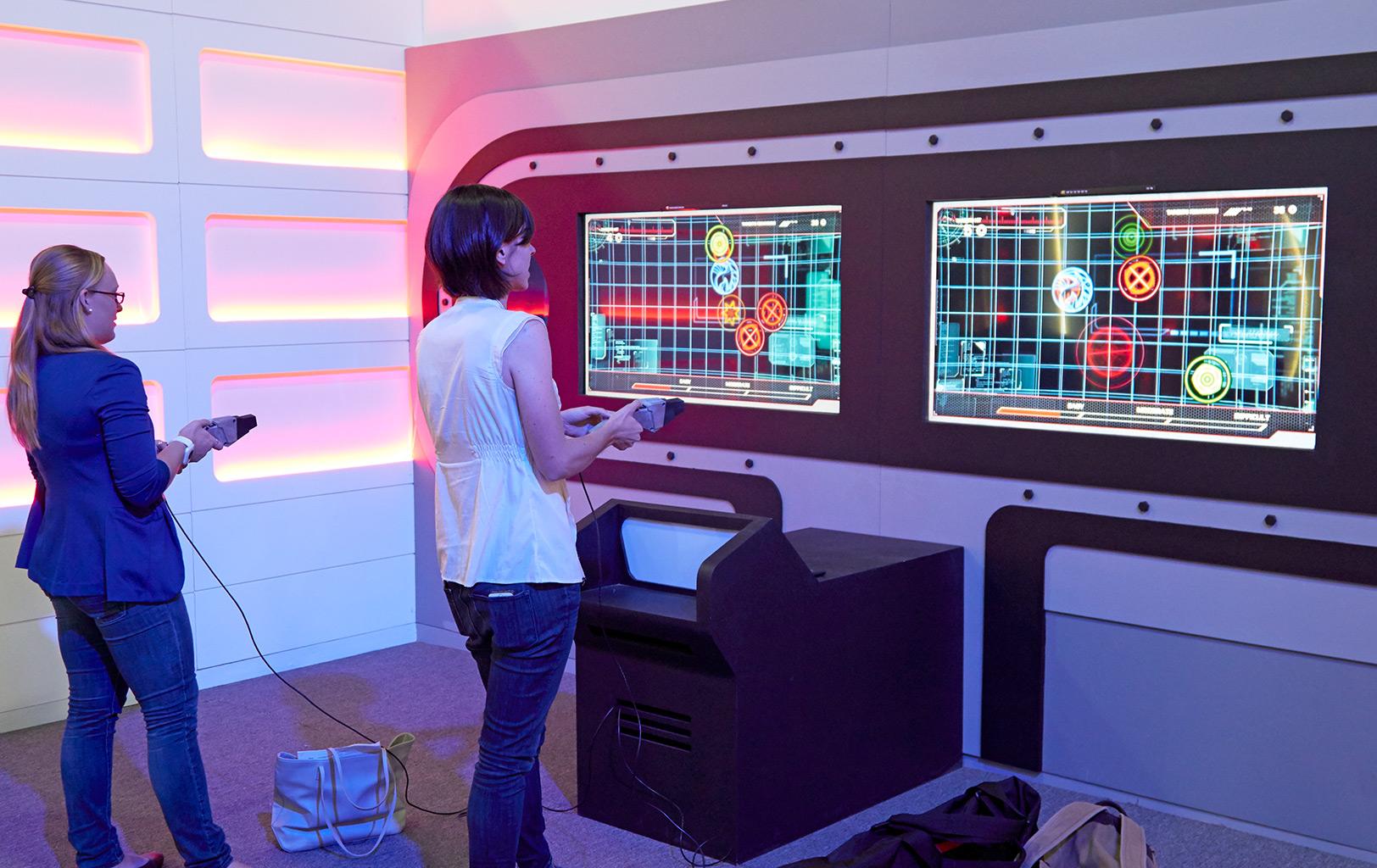 The Starfleet Academy Experience: Inside the Intrepid ꞌStar Trekꞌ Exhibit (Photos)