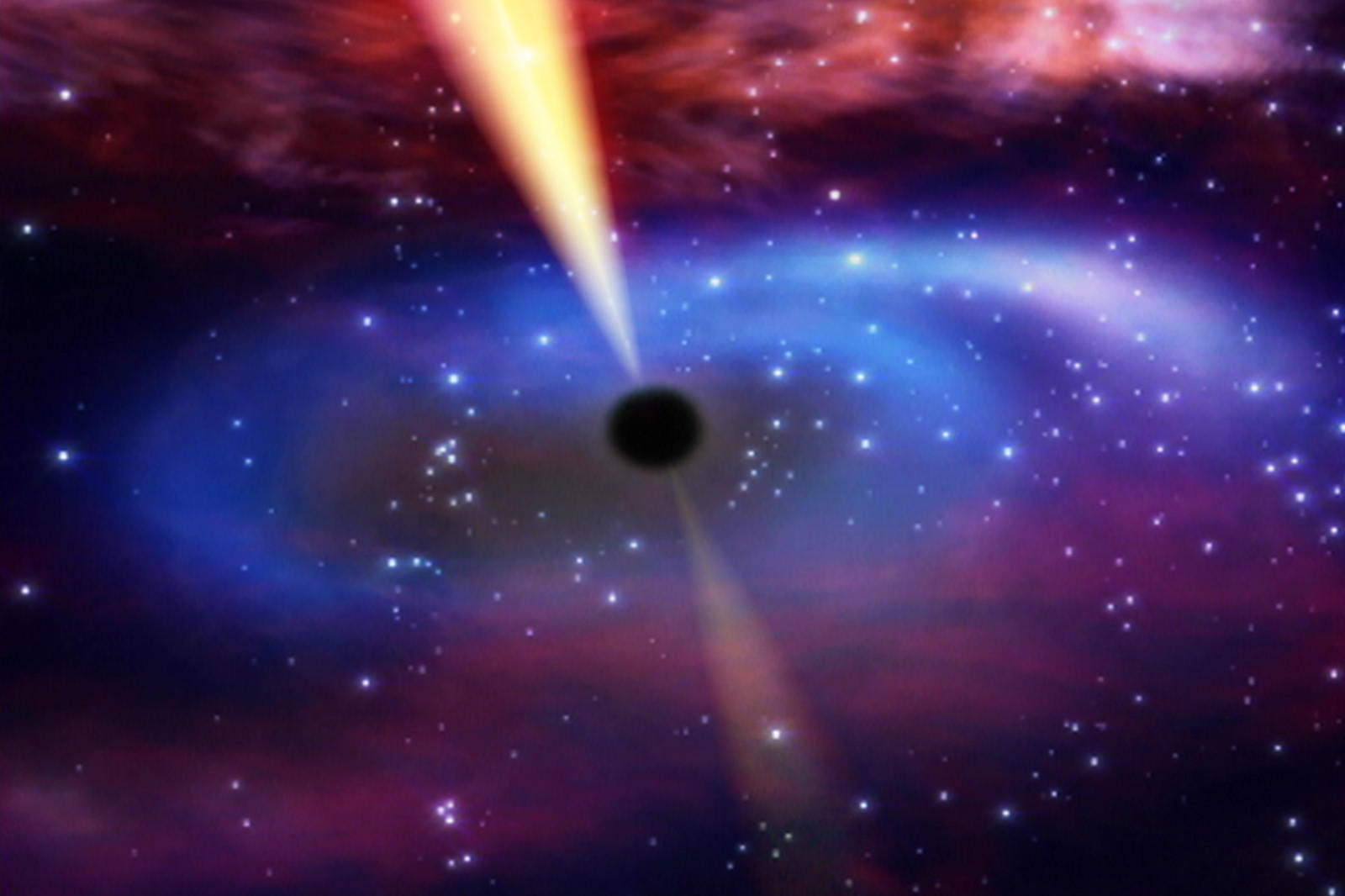 when a black hole is born - photo #12