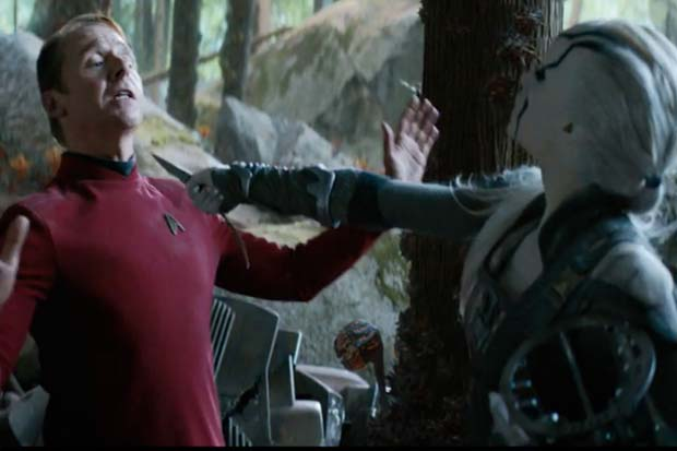 'Scotty Meets Jaylah' In 'Star Trek: Beyond' Clip | Video