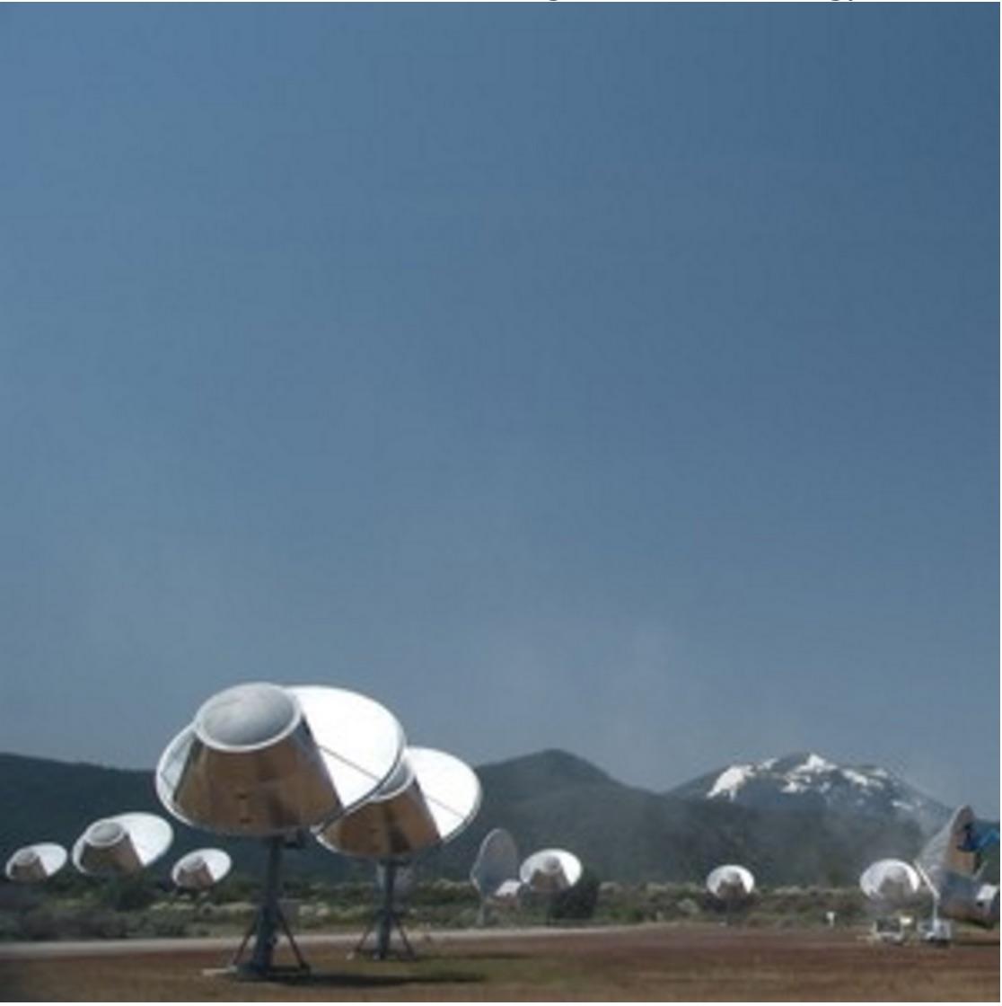 SETI Seeks Ideas to Hunt Strange Alien Lifeforms