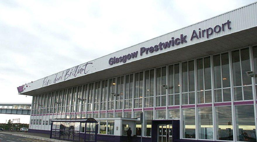 Glasgow Prestwick Airport Spaceport