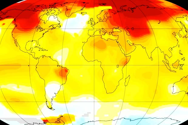 Record Breaking Temperatures Again in First Half of 2016 | Video