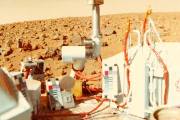 Remember The Viking: NASA's First Mars Landers | Video
