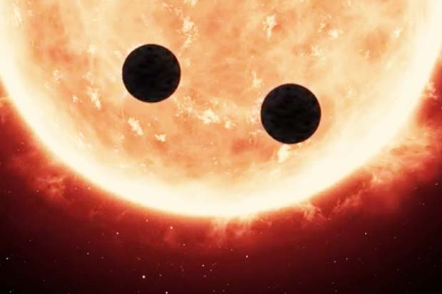 Habitable? Earth-Sized Alien Planets' Atmospheres Studied By Hubble | Video