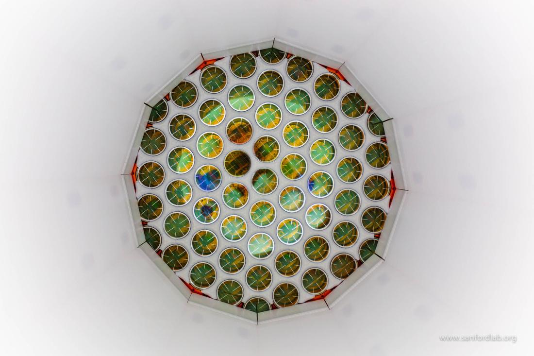 Large Underground Xenon dark matter detector