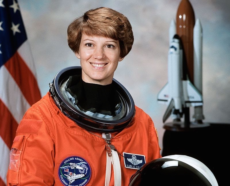 Astronaut Eileen Collins Calls for US Space Leadership at GOP Convention
