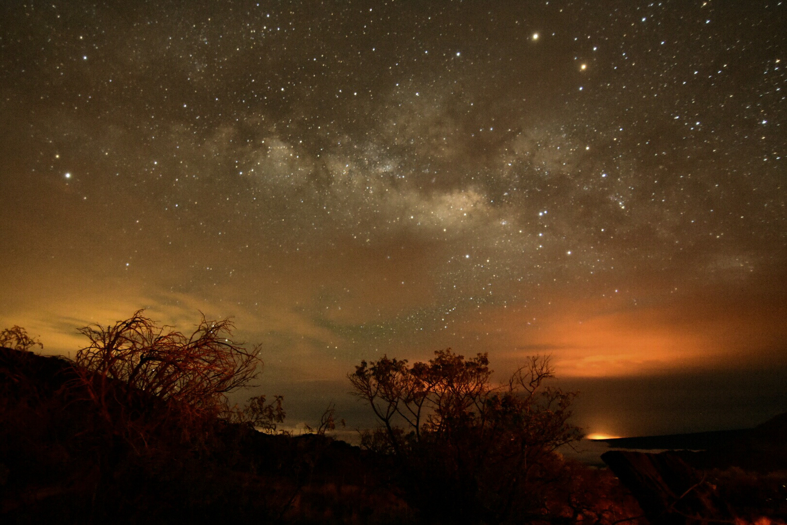 Stargazing at Mauna Kea, Hawaii