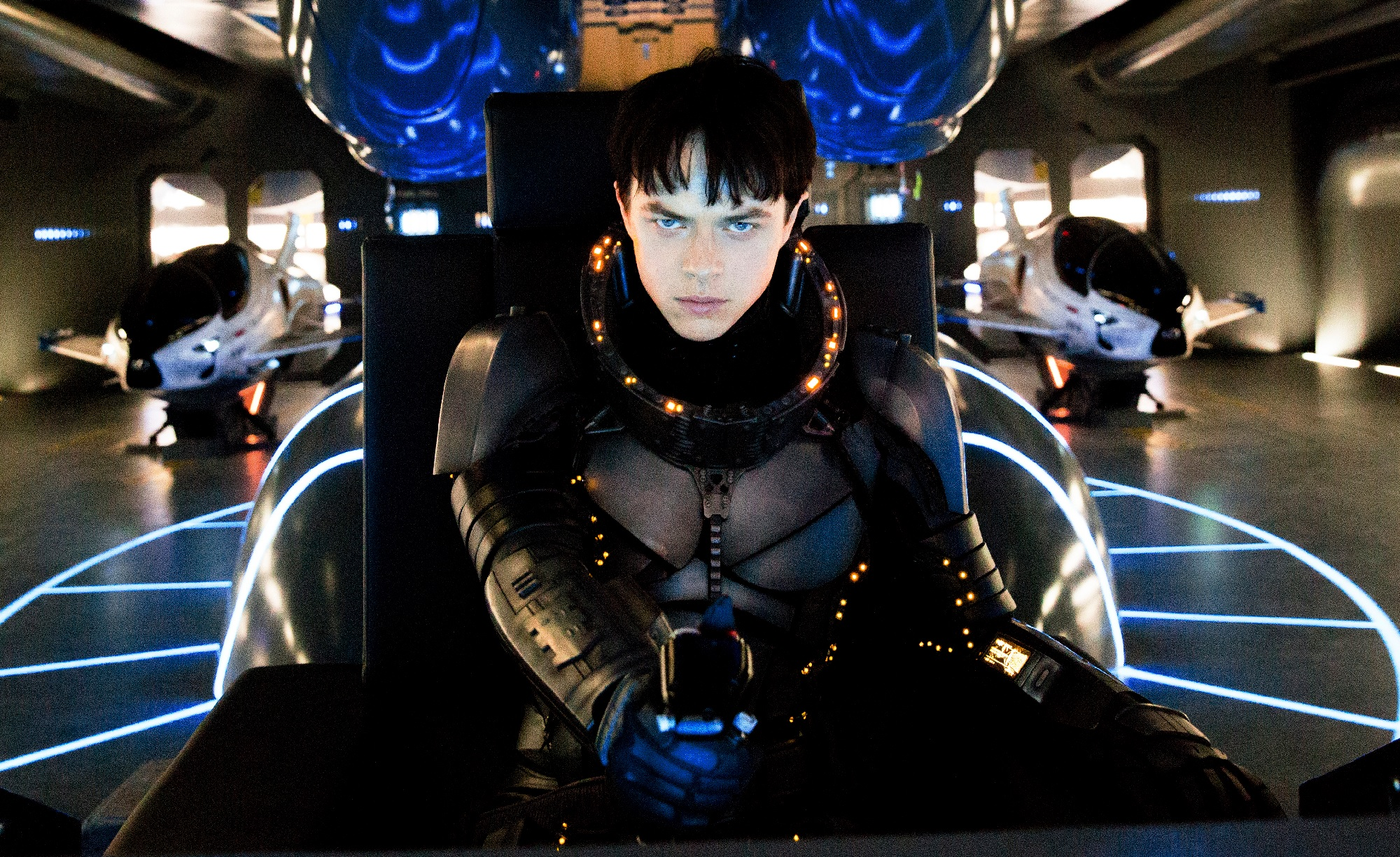 New Image from Luc Besson's 'Valerian' Space Epic Unveiled at SDCC 2016