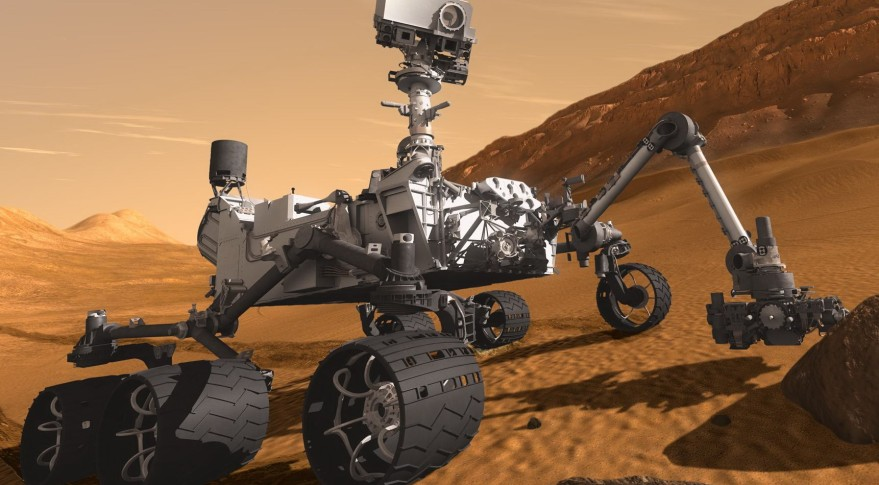 Mars 2020 Rover Mission to Cost More Than $2 Billion