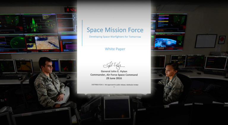 US Air Force Expands Space Warfare Training
