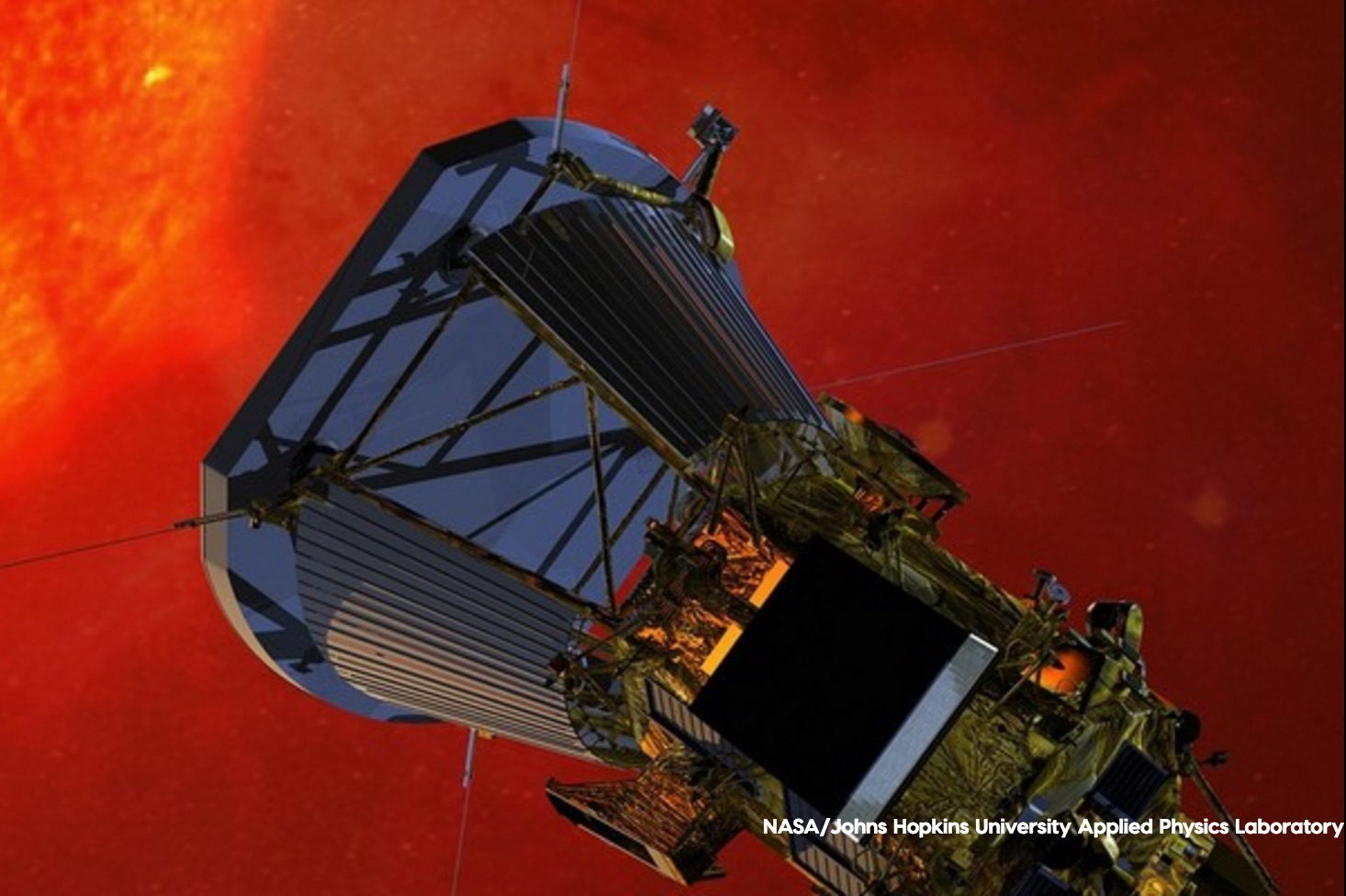 Solar Probe Plus: We're Going to Dive Into the Sun