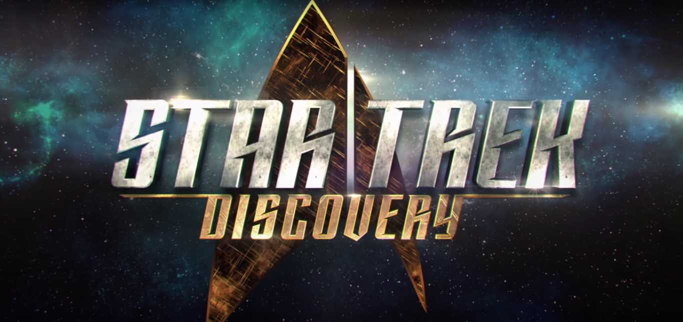 CBS's New 'Star Trek: Discovery' Series Full Title, First Ship Footage Revealed
