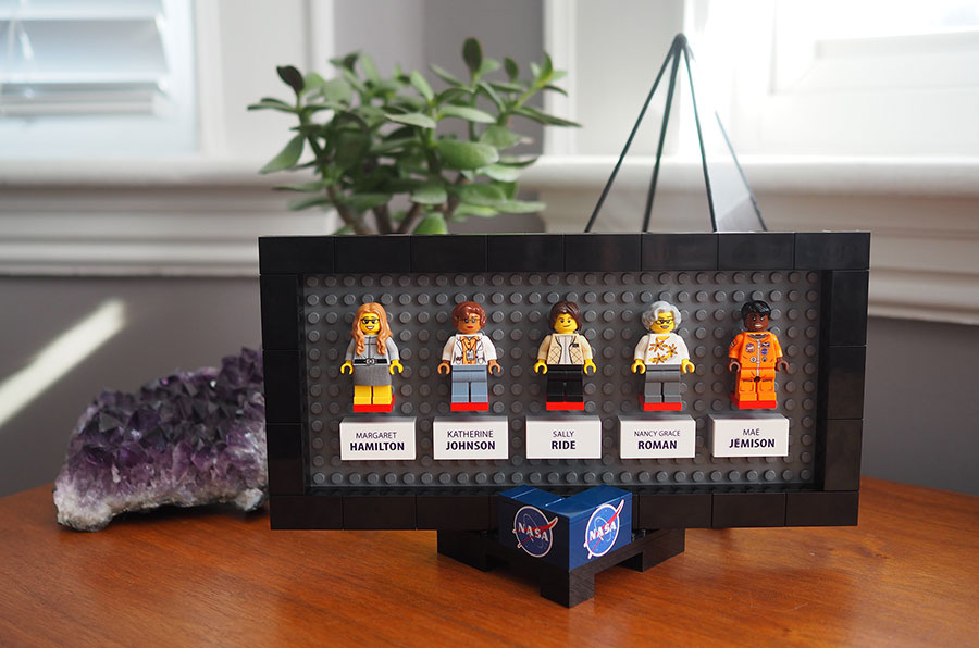 Sally Ride, Mae Jemison Among 'Women of NASA' Proposed as Lego Minifigs
