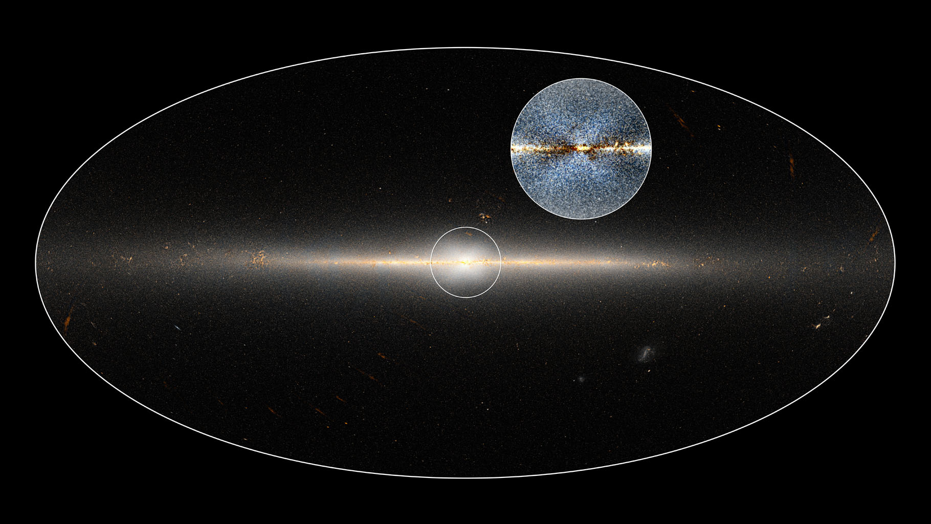 X Marks the Spot: Twitter-Born Collaboration Illuminates Milky Way Structure