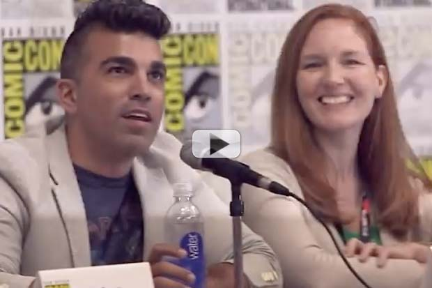 NASA 'Boldy Goes' To Comic-Con International | Video