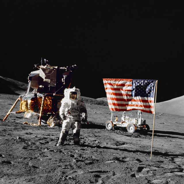 Apollo Astronaut Study Reveals Greater Heart Risk for Deep-Space Travelers