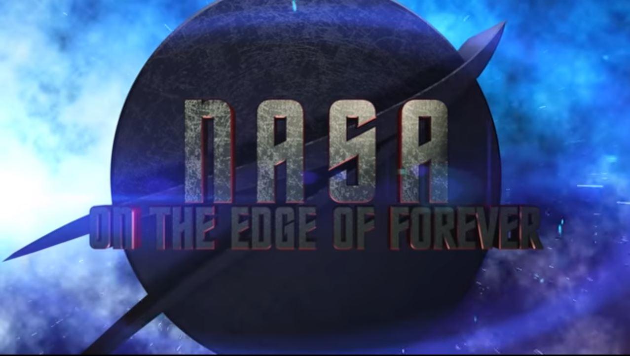 Space Station Drives 'Star Trek' Fiction Toward Reality: NASA Video