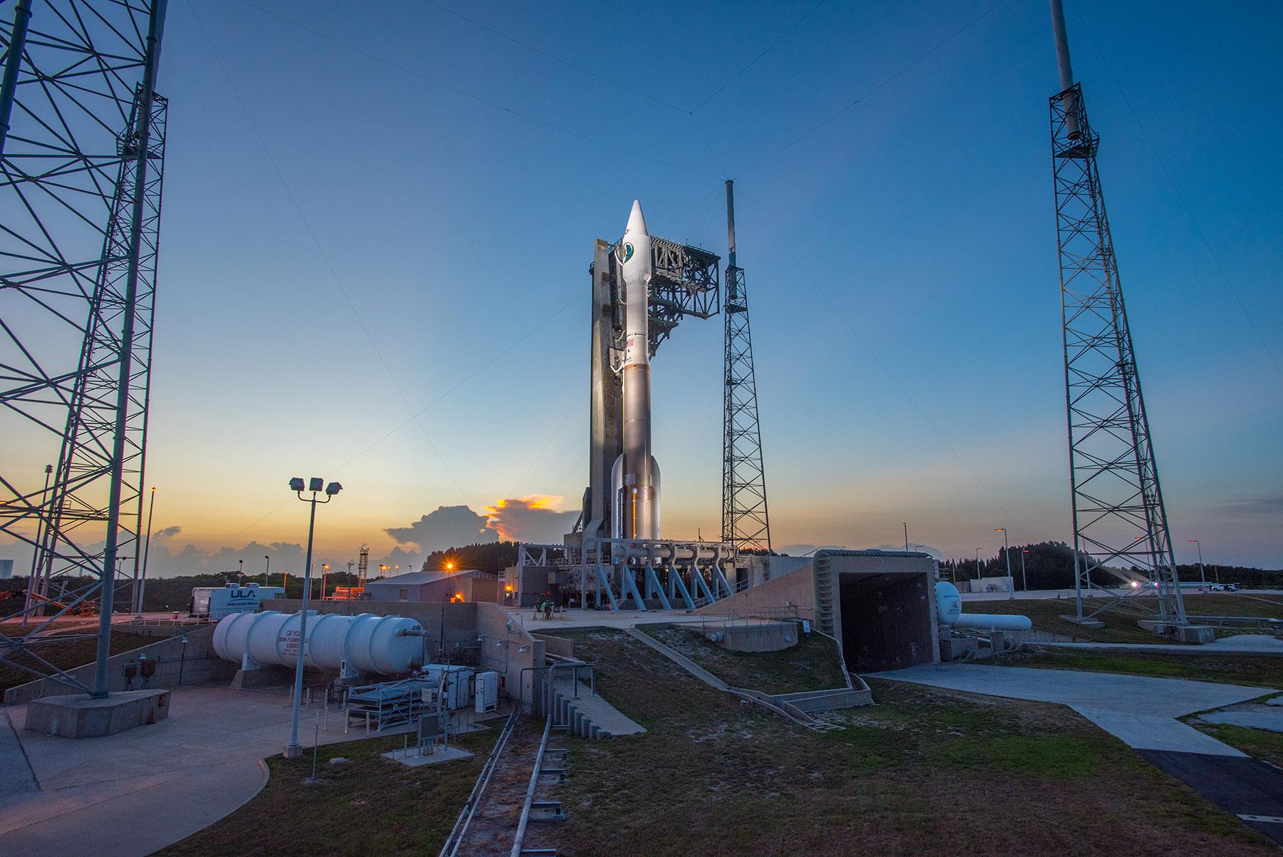 SPACE WEBCASTS: Liftoff! Atlas V Rocket Launches NROL-61 Spy Satellite