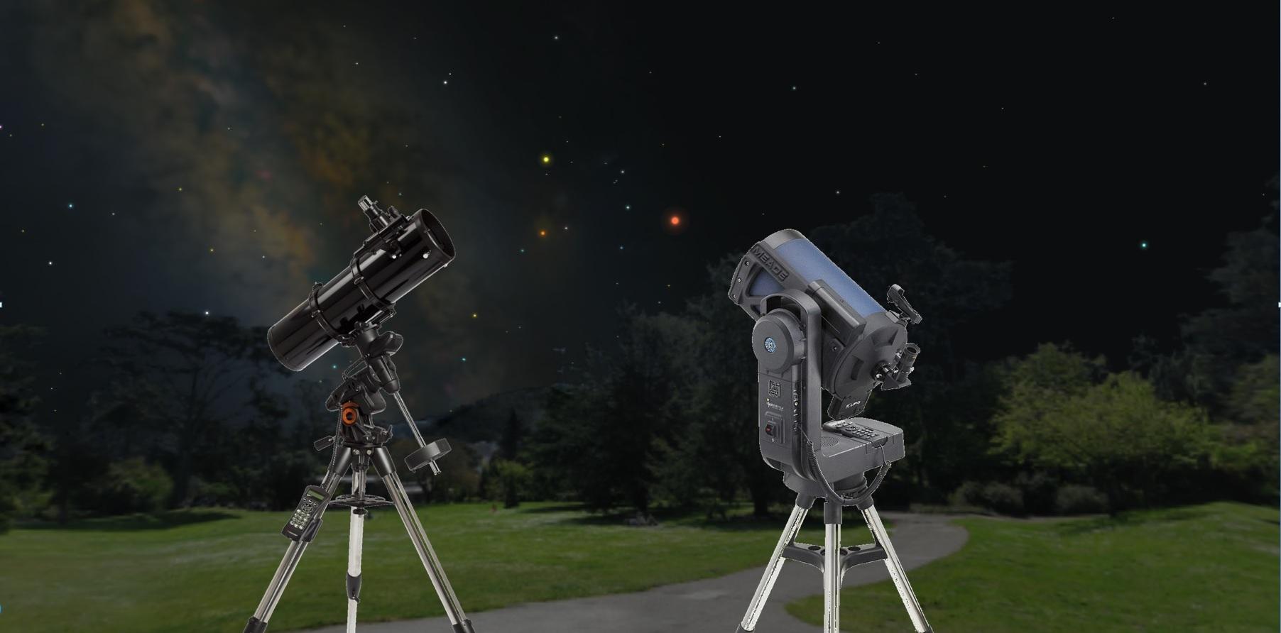 GOTO telescopes
