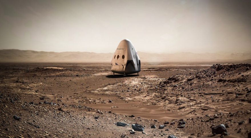 SpaceX Estimated to Spend $300 Million on Red Dragon Mars Mission