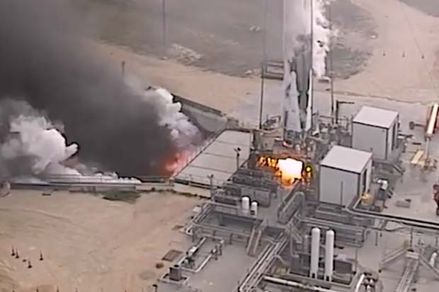 SpaceX Closer To Reusing Rocket After Test Firing | Video