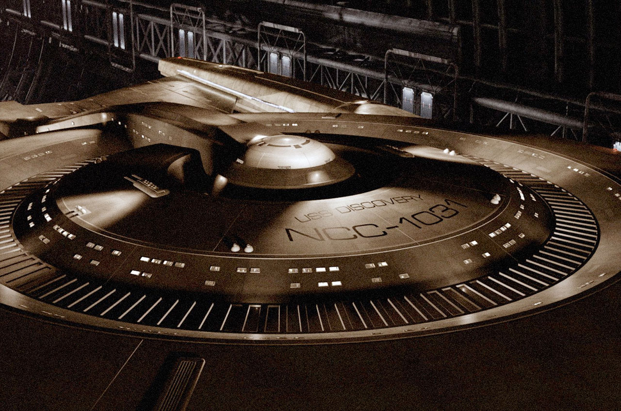'Star Trek: Discovery': Is the New Starship Named for NASA's Space Shuttle?
