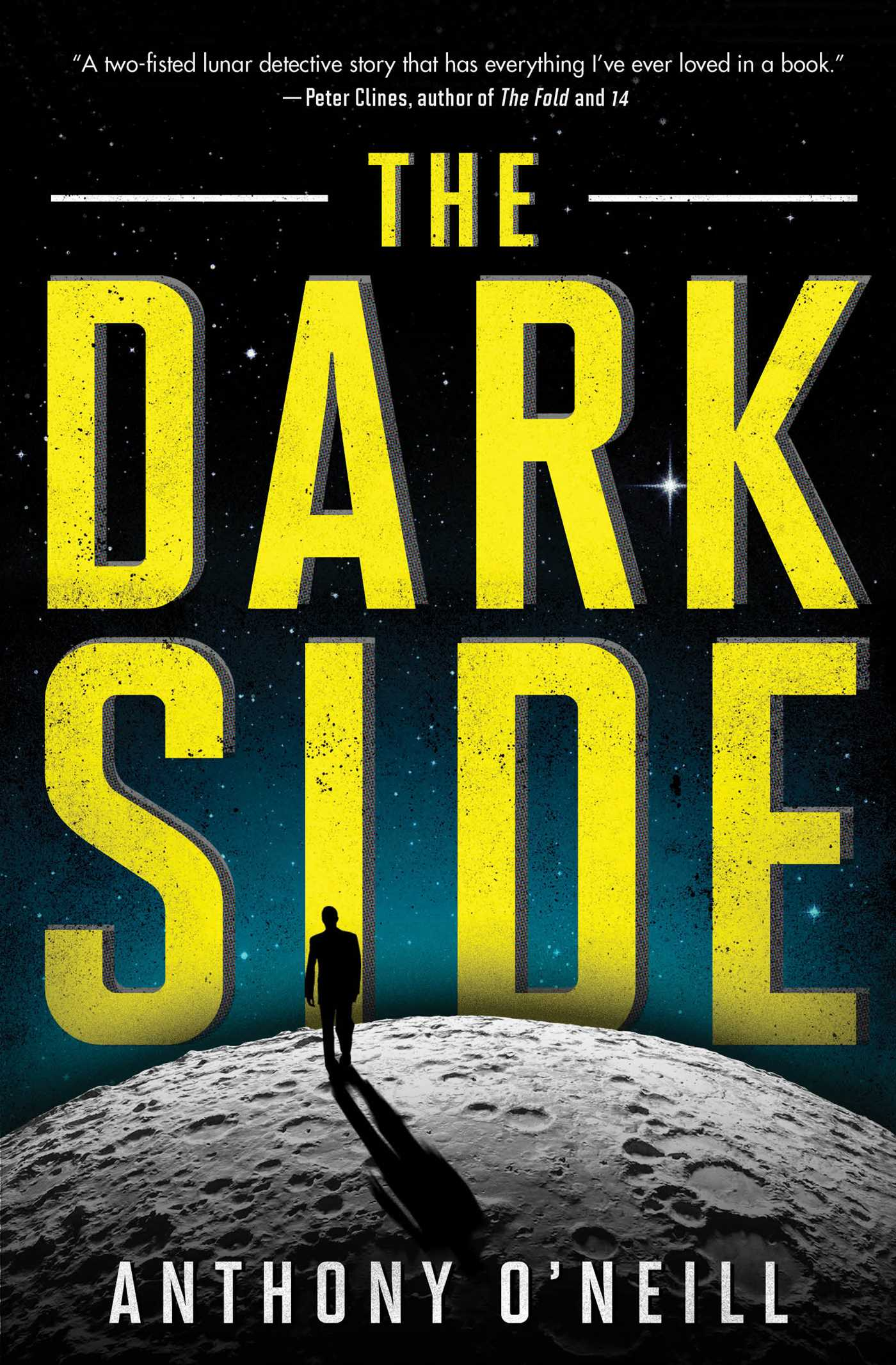 Only a Lunatic Would Live on the Moon: Excerpt from 'The Dark Side'