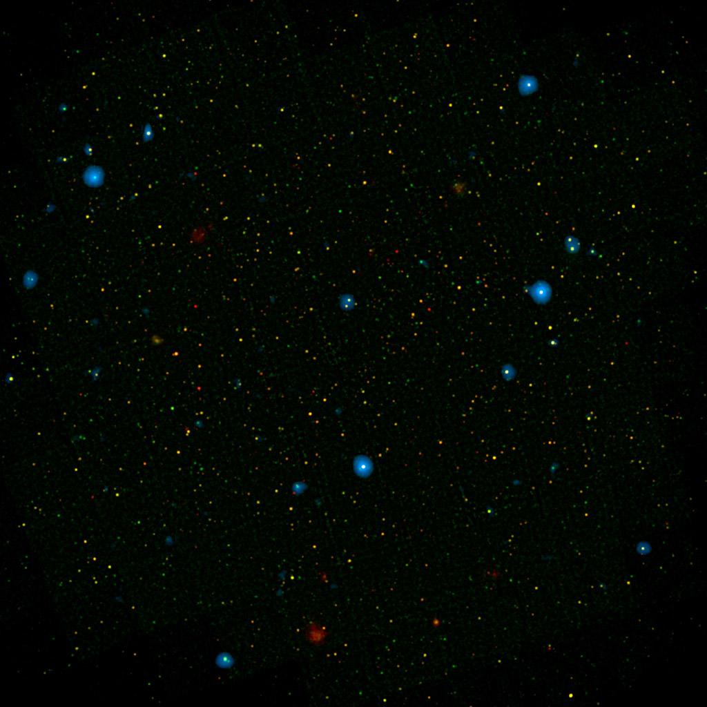 Black Holes' Cosmic 'Choir Singers' Finally Identified