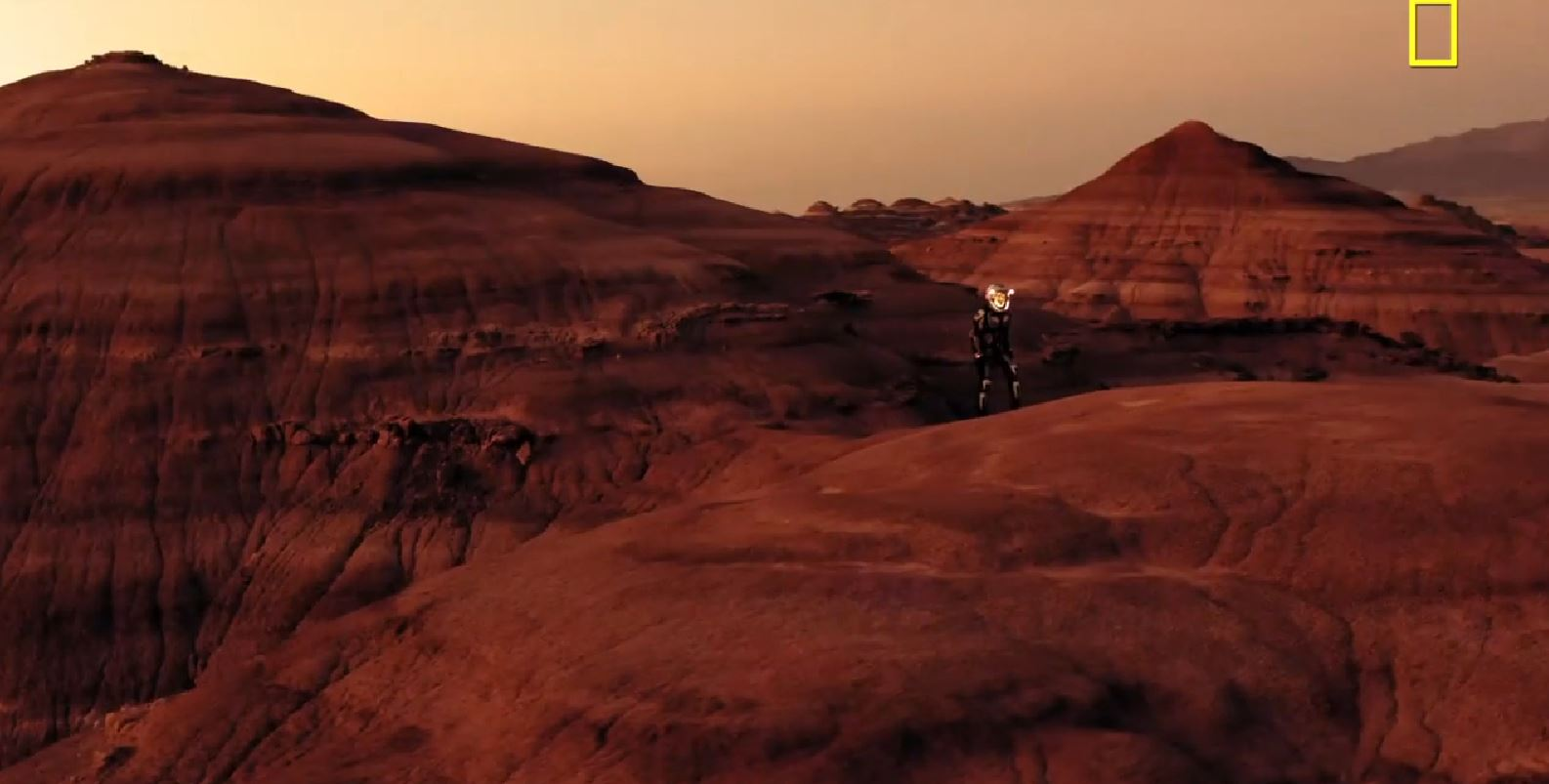 Nat Geo's 'Mars' Series Takes Viewers on Journey to Red Planet