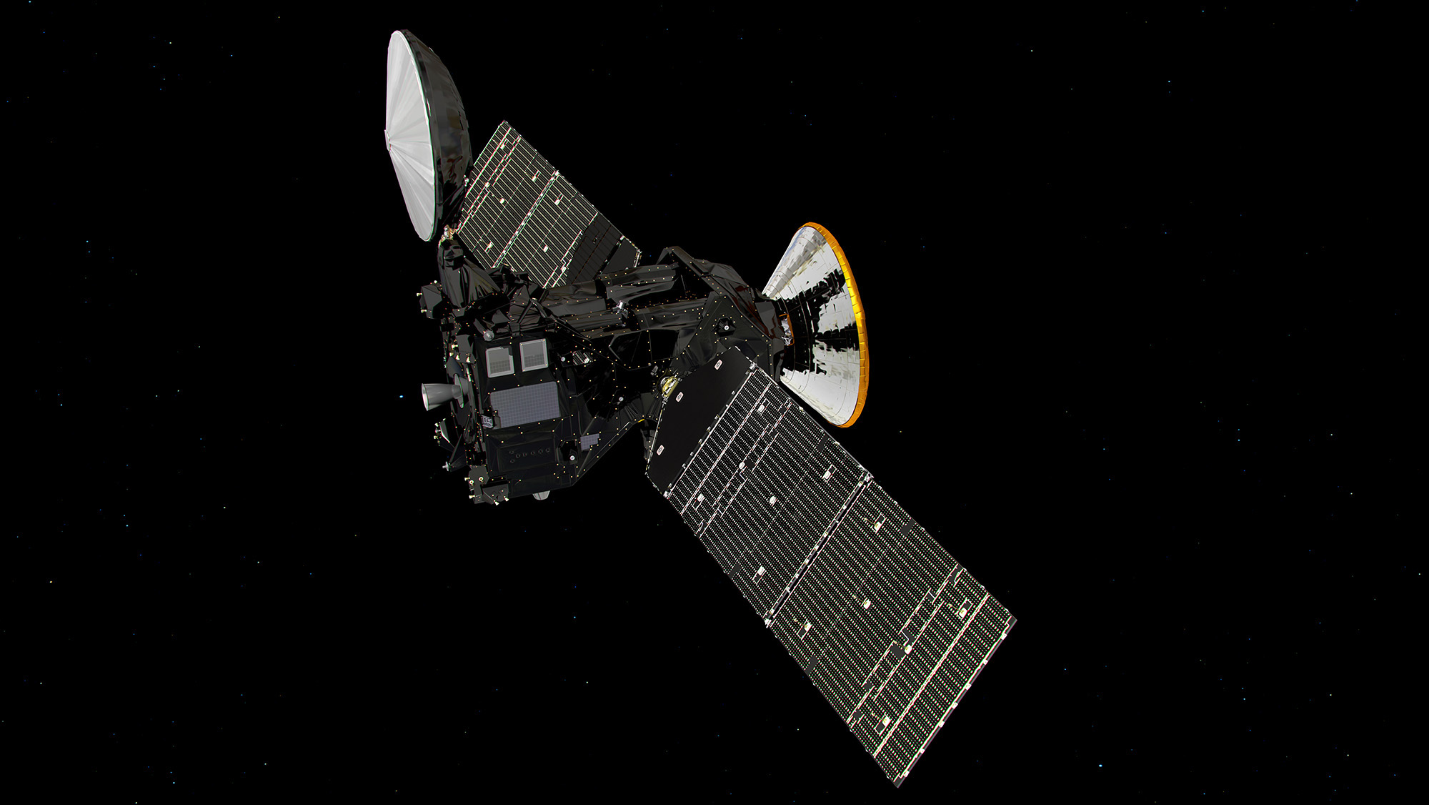 ExoMars in Deep Space