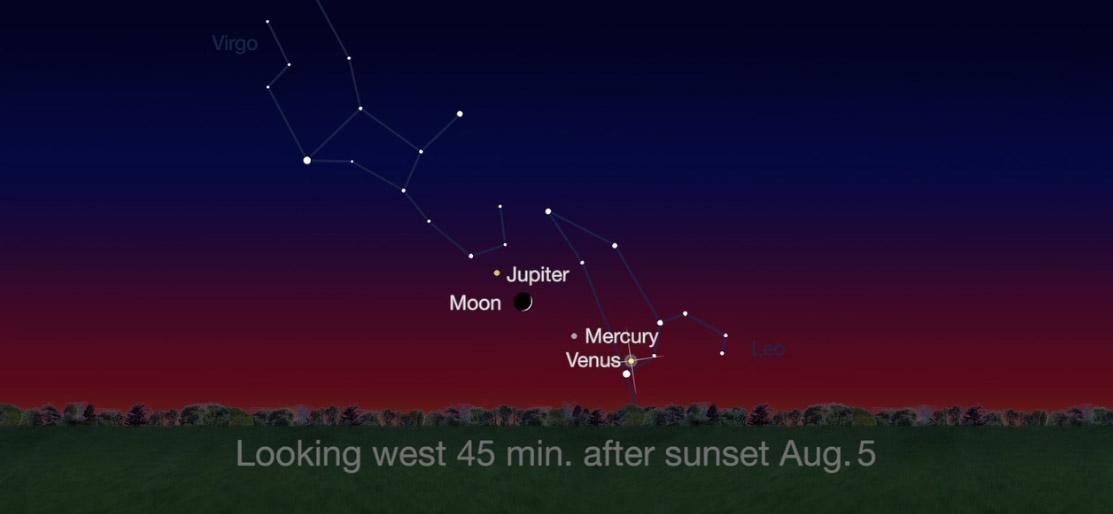 Watch Jupiter's Last Marvelous Moon Dance Friday