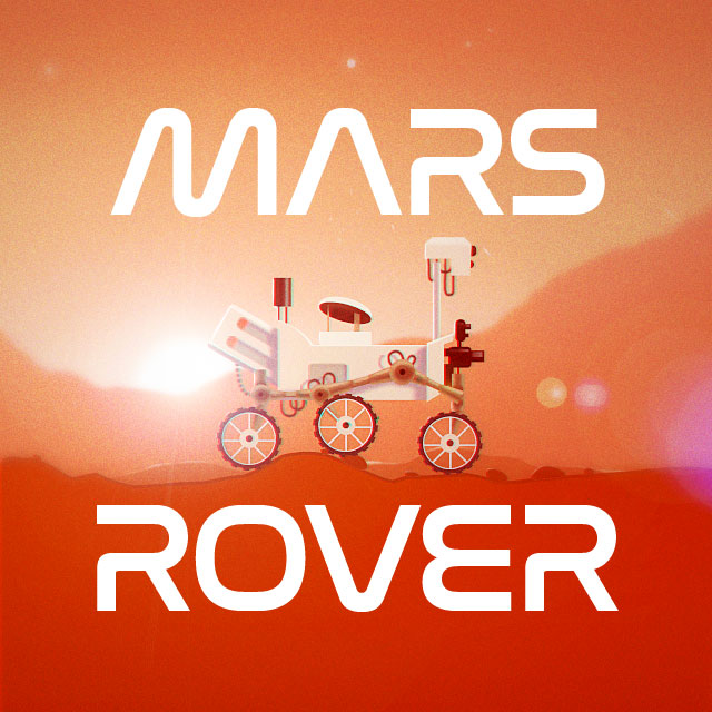 NASA Mars Rover Game