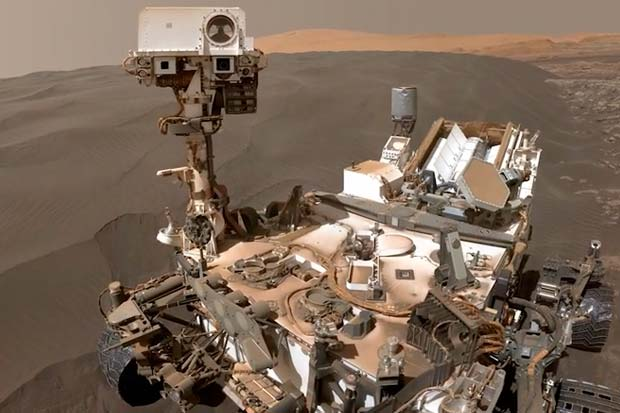 Curiosity Teams Highlights Rover's 4th Year On Mars | Video