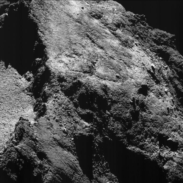 Europe's Rosetta Spacecraft Marks 2 Years Orbiting Comet (Video)