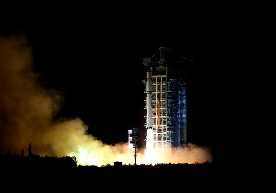 China Launches Quantum-Communications Satellite, Aug. 15, 2016
