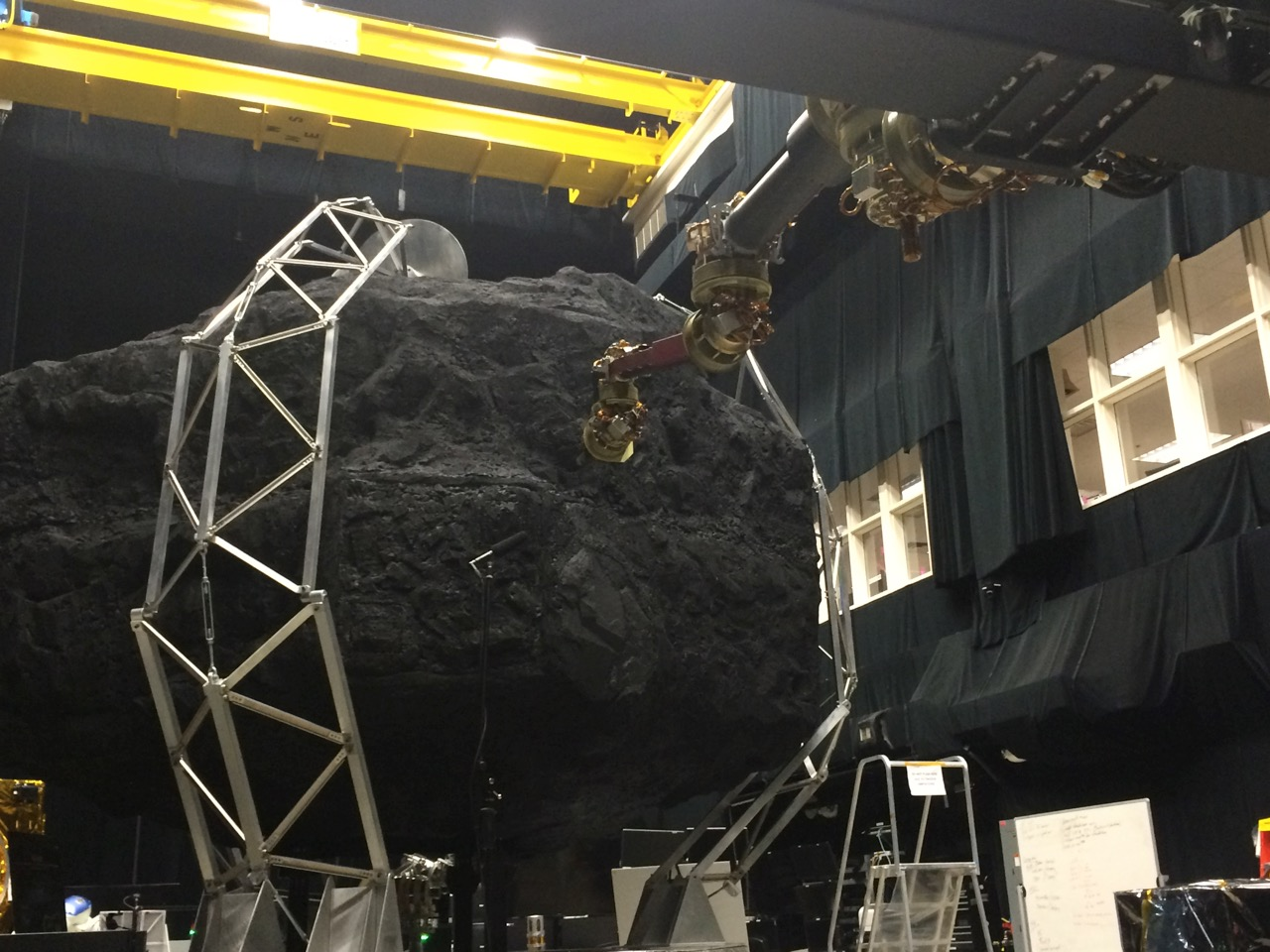 NASA's Asteroid Redirect Mission Emerges from First Planning Stages