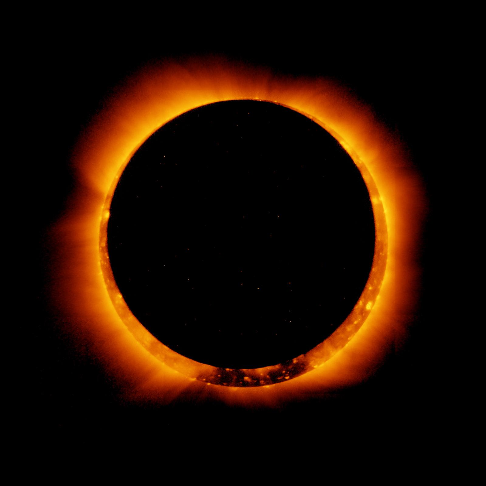 26 de fevereiro - Eclipse anular do Sol