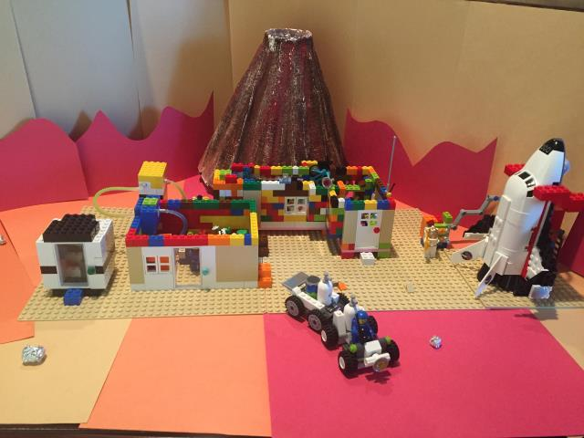 Lego Contest Winners Dream of Future Space Exploration