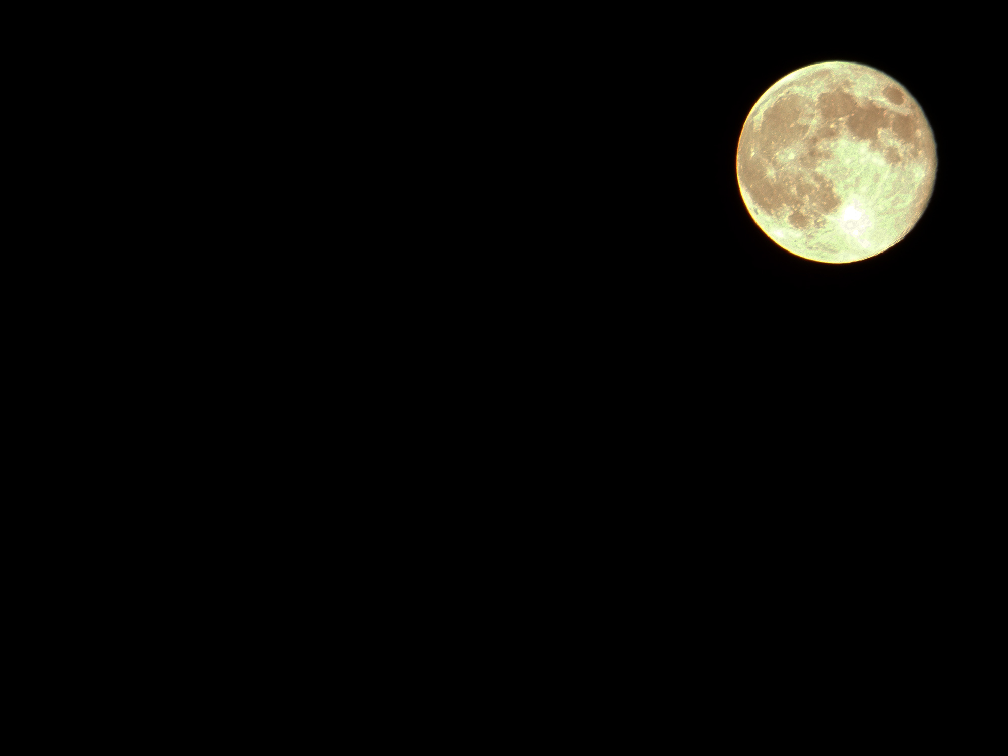 Harvest Moon of Sept. 11, 2011