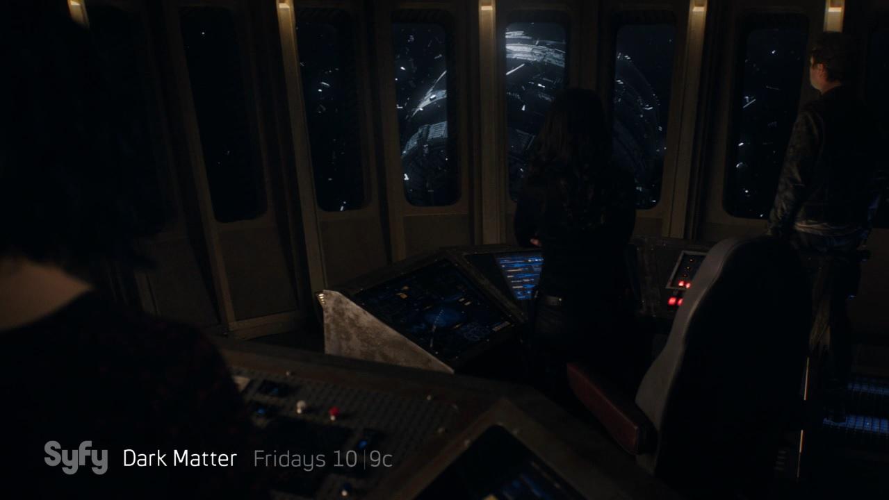'Dark Matter' Crew Turns Back in New Season 2 Clip