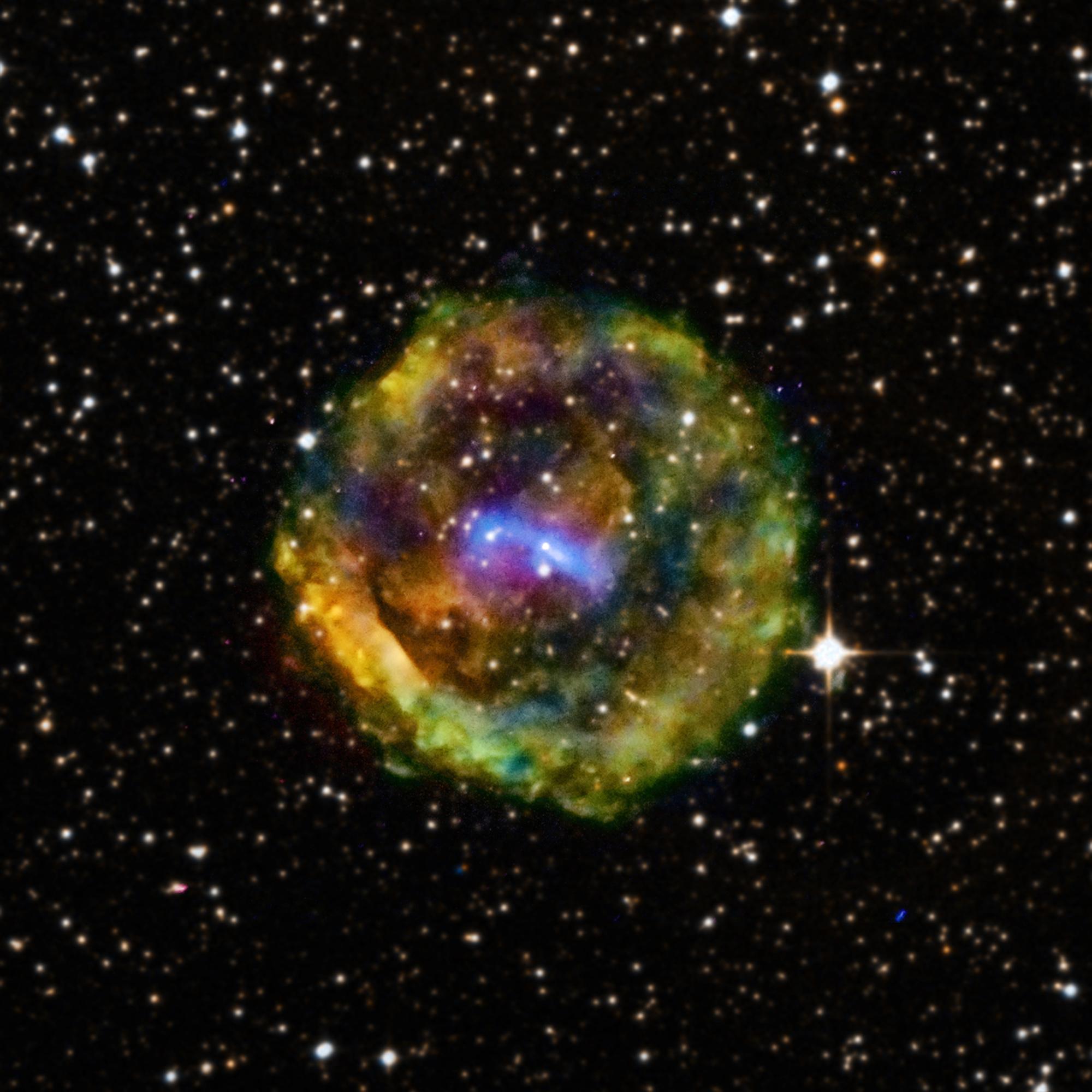 supernova remnant called G11