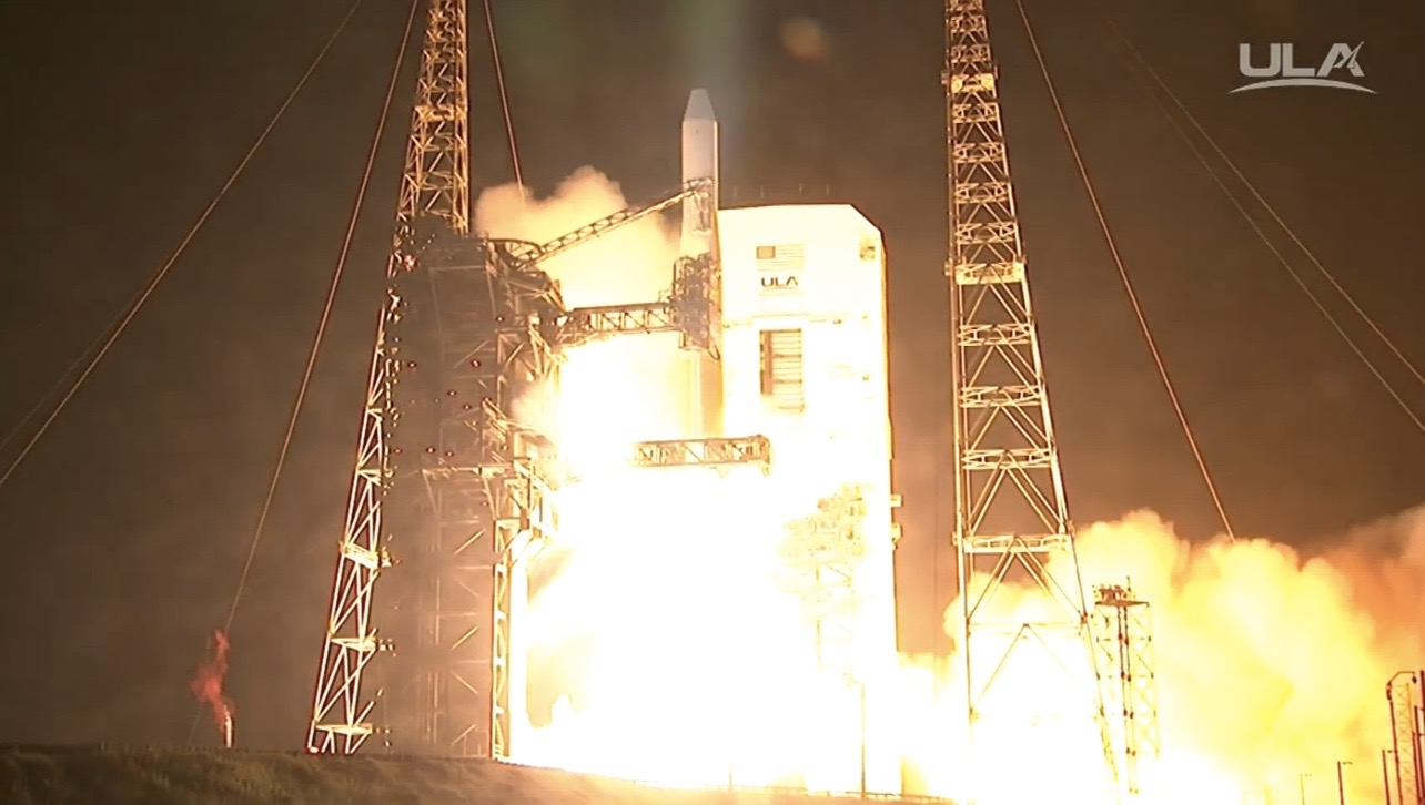AFSPC-6 Launch: 2 Air Force Satellites Lift Off