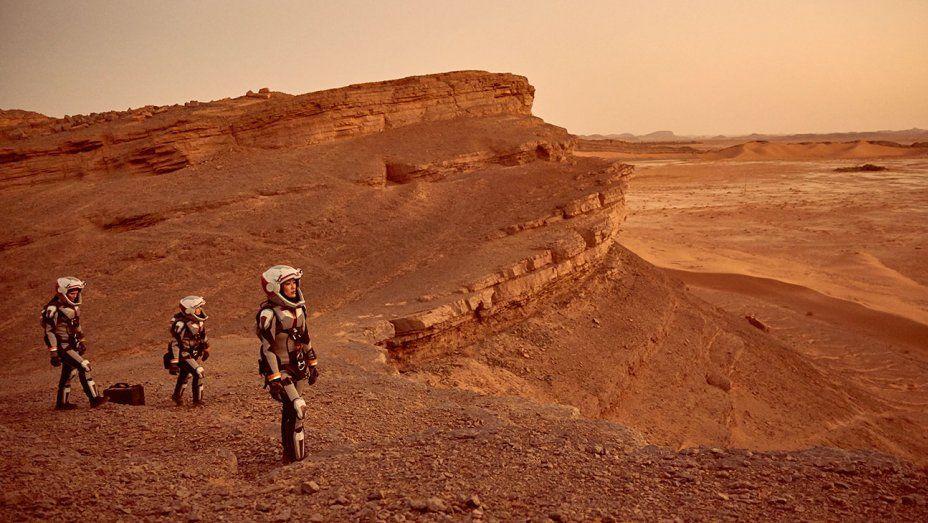 I coloni di Nat Geo 'Mars' crescere ancora più ambizioso nel nuovo episodio