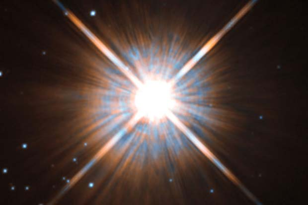 Proxima Centauri: Our Closest Stellar Neighbor - Statistics   Video