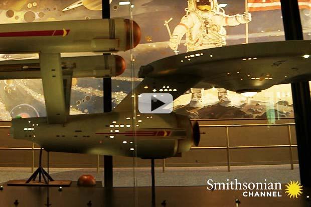 'Building Star Trek' - Smithsonian Channel Explores Show's Tech | Trailer